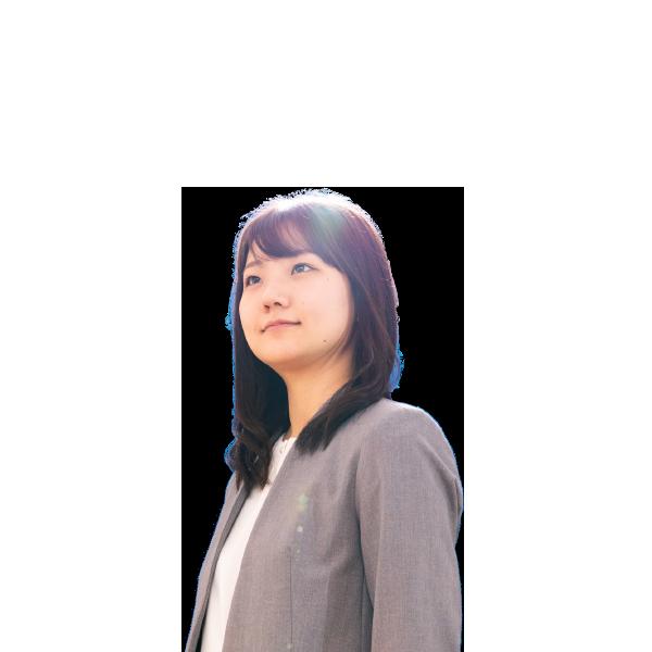 久西 麗水 2020年 新卒入社