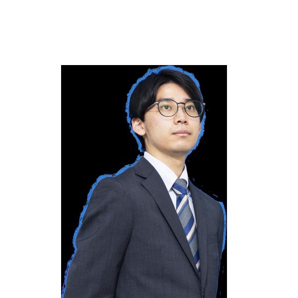長島 良樹 2018年 新卒入社